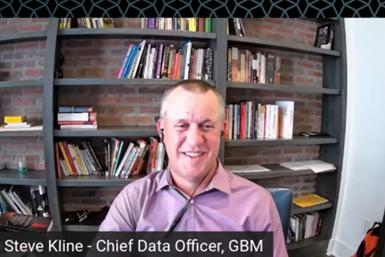 Steve Kline, chief data officer