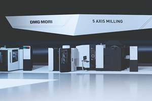DMG MORI to Present Digital Event