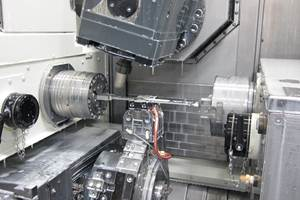 Multitasking Machining Equipment: Now the New Normal