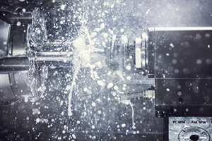 Rego-Fix's reCool ERax Gives Lathes Coolant Capability