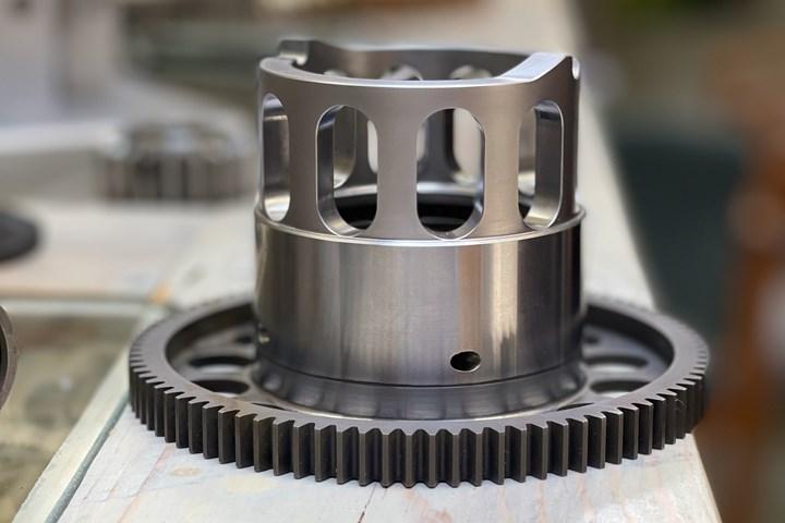 用于现代机械车间的齿轮零件188足彩188足彩