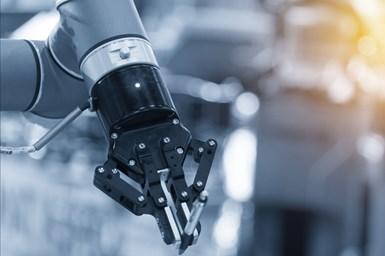 Automation Robotic Hand