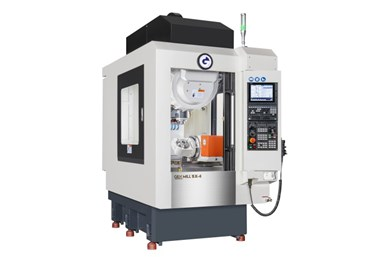 GEN MILL 5X-4 5 Axis High Speed VMC • 4-