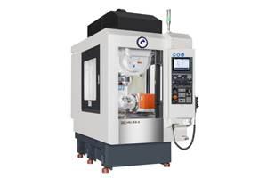 扩展机械提供新的五轴VMC