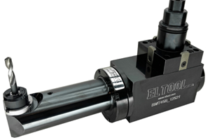 Eltool Expands Live Lathe Tool Offerings