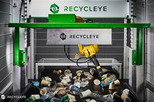 FANUC Partners with Recycleye to Automate Recycling