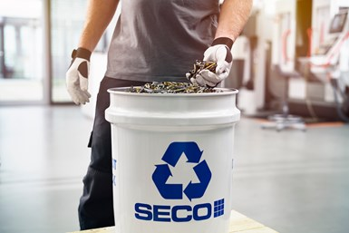 Seco recycles