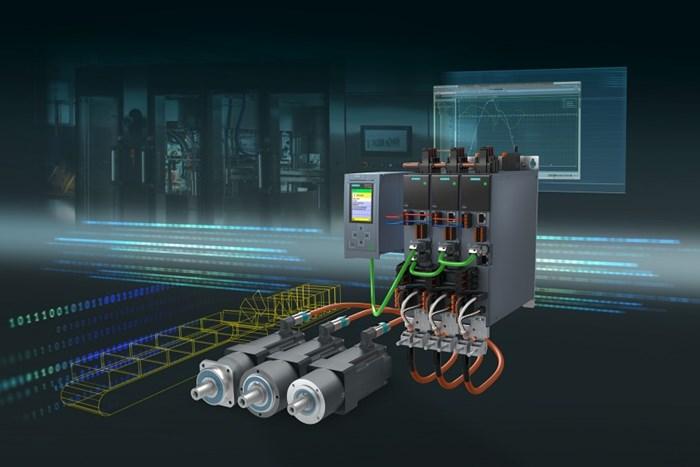 Siemens Adds New Motors for Sinamics S210