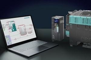 Siemens' Sinamics DriveSim Software Enables Drive Simulation