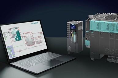 Siemens Sinamic DriveSim Basic Visual