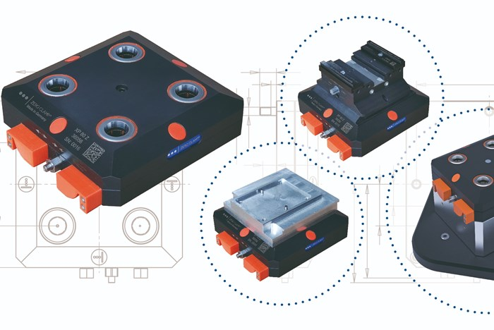 Teknics Releases Zerolox Five-Axis Workholding Console