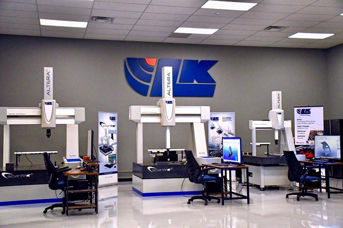 LK Metrology Celebrates Independence, 58 Years in Business