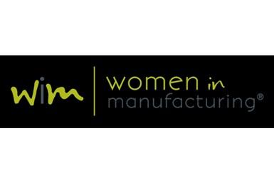 Women in Manufacturing Logo