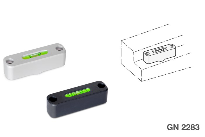 Winco Introduces Two New Spirit Level Types