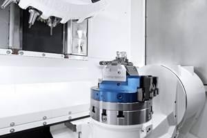 DMG MORI推出紧凑型加工中心