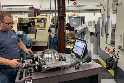 数字零件检测软件创造新的商机