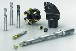沃尔特展示了新的铣刀和开槽系统