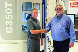 emug - franken美国与Grob系统公司合作。