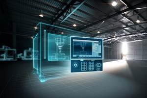 西门子展示了新的CNC和数字化解决方案