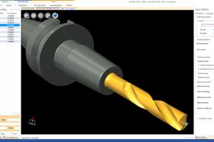 NCSimul改进CNC质量保证和可追溯性