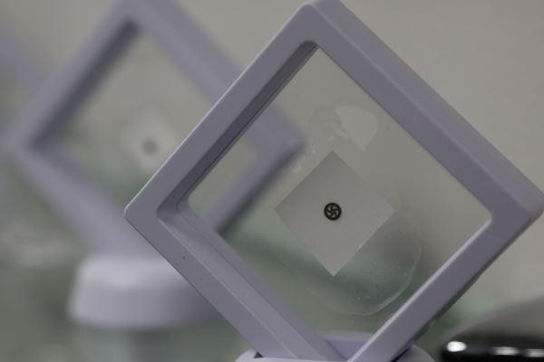 Holding Submicron Part Tolerances image