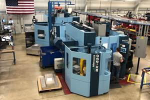 Matsuura Five-Axis Machines Give Shop Unattended Capacity