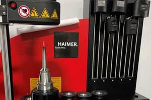 Haimer Shrink Fit Toolholders Raise Boulevard's Feed Rates