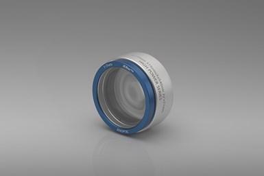 A photo of Jenoptik's F-Theta Silverline lens