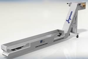 Jorgensen EcoFilter Conveyors Improve Chip Filtration