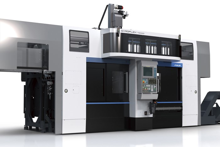 Fuji's Gyroflex Machine Meets Various Production Needs