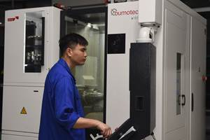 Starrag Bumotec支持单一设置的医疗制造