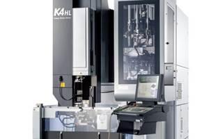 Sodick专有线性驱动器可最大限度地提高机器精度