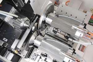 Rollomatic Unveils Double Rough Pinch Grinding Process