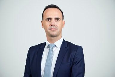 Christophe Coulongeat, new head of Stäubli's robotics division