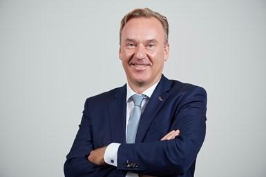 Gerald Vogt, the new CEO of Stäubli