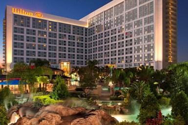 A photo of the Hilton Orlando, the site of AMUG 2021