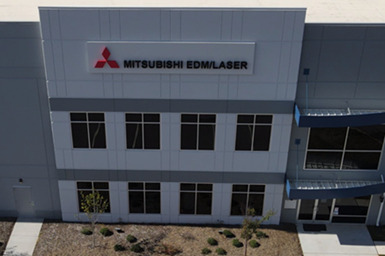 A photo of MC Machinery's new Southeast Technology Center