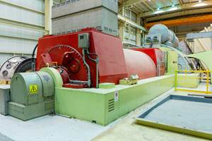 NVision激光扫描简化了发电厂的转换