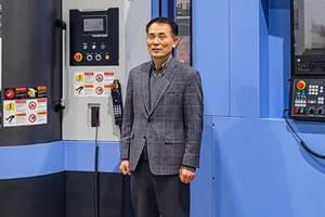 Doosan Machine Tools America Names James Kim CEO