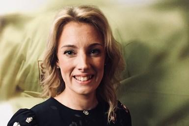 A photo of Annika Langéen, board member of NIMS