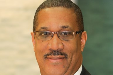A photo of Paul Myles, board member of NIMS
