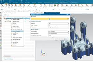 Siemens and EOS Partner to Improve AM Efficiency