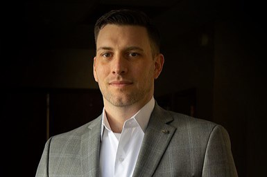 A photo of Dapra's new CEO, Shawn Lawlor
