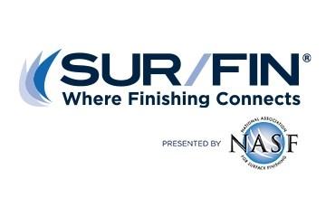SUR/FIN's logo