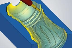 Open Mind Updates HyperMill CAD/CAM to 2021.1