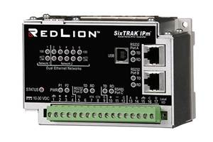 Red Lion Controls Expands SixTrak RTU Line