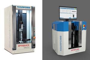 Marposs Updates Optical Testing System Software