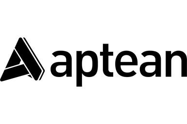 Aptean's logo