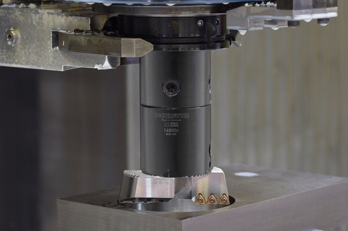 Allied Machine Expands Boring Line with Wohlhaupter VolCut
