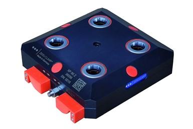 A photo of Teknics ZeroClamp's Zerolox Nano XP 80Z Zero Point Workholding automation console